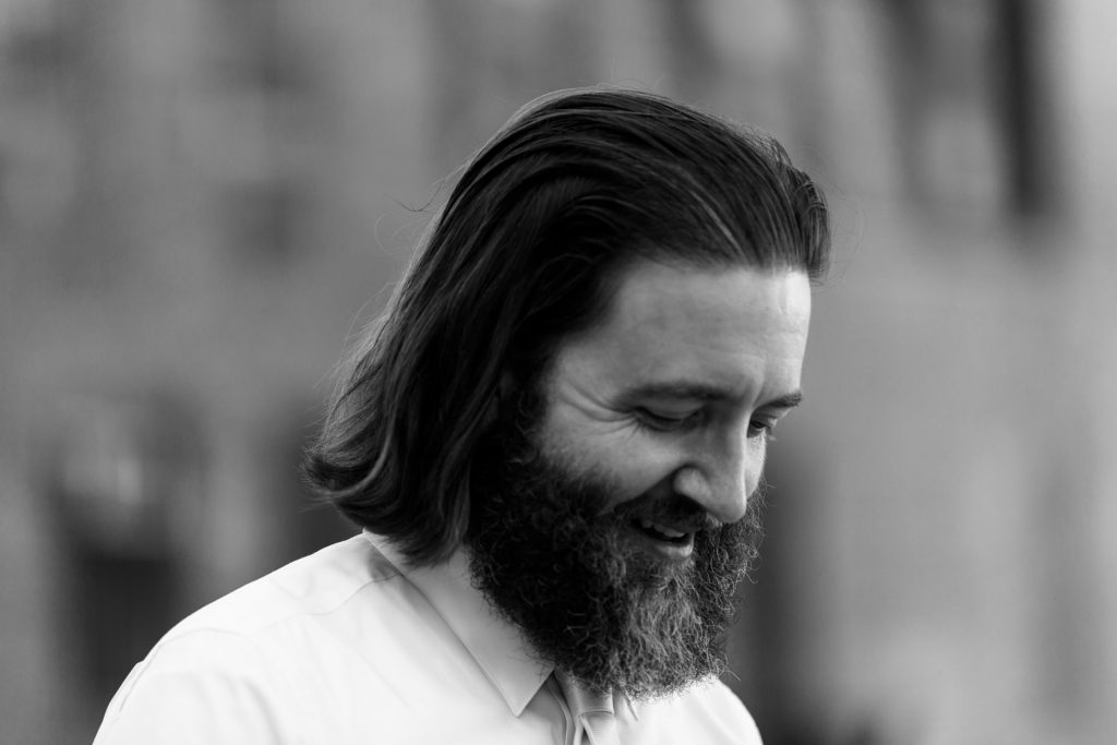 David Morneau (photographed by Yuri Pires Tavares)