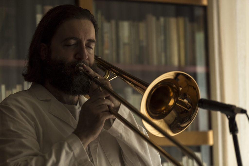David Morneau performs Biophonic Beats